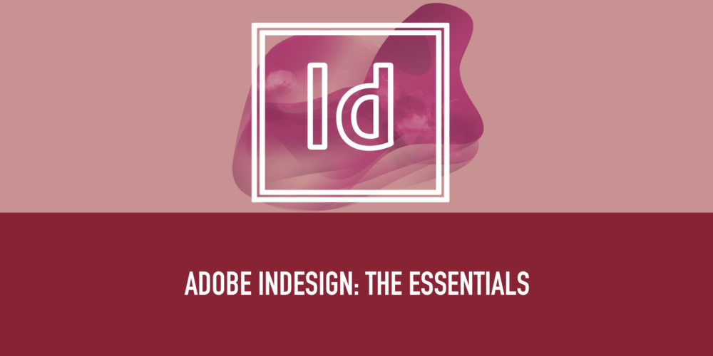 Indesign workshop